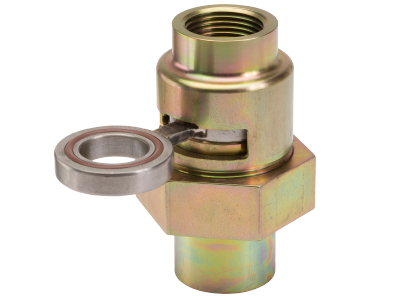 Line Blind Union Valves