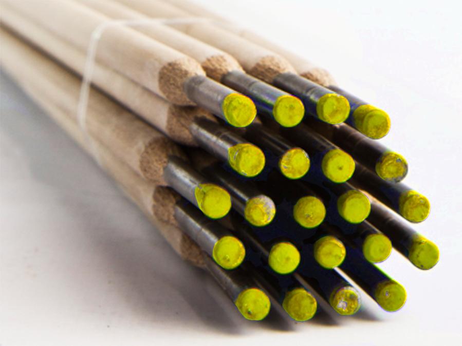 Stick Electrodes (Yellow)